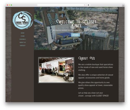 Free WordPress Ecwid Ecommerce Shopping Cart plugin - closetspaceconsignment.com