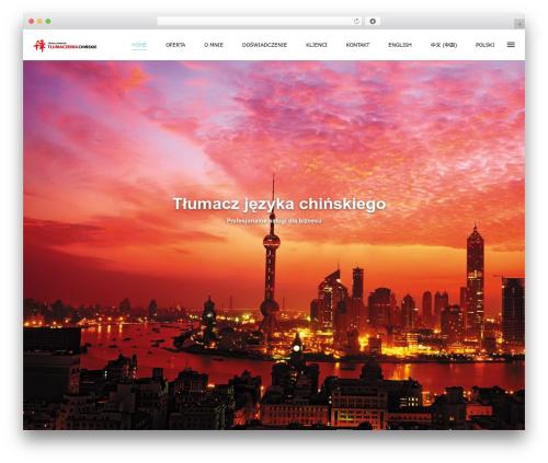 Free WordPress Polylang plugin - chinski-tlumaczenia.com
