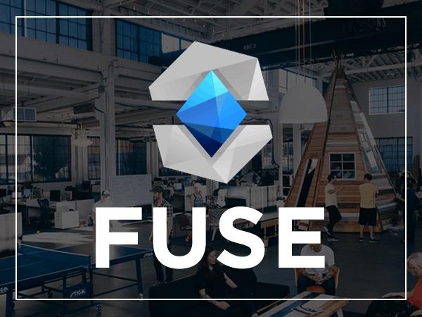 Fuse WordPress portfolio theme