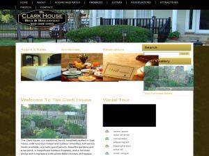 clarkhousewinnsboro2col WordPress theme