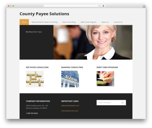 Free WordPress WP Visual Icon Fonts plugin - countypayeesolutions.com