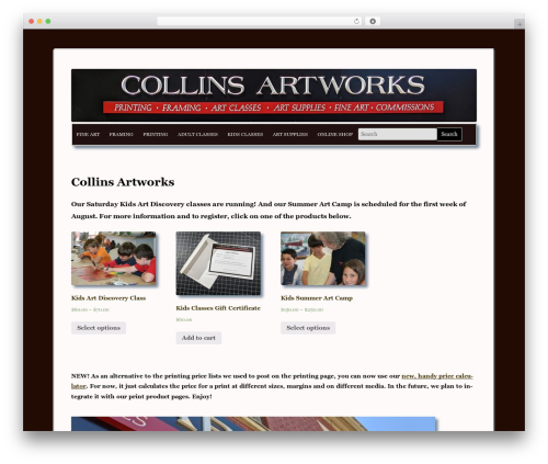 WordPress wpseo-local-woocommerce plugin - collinsartworks.com