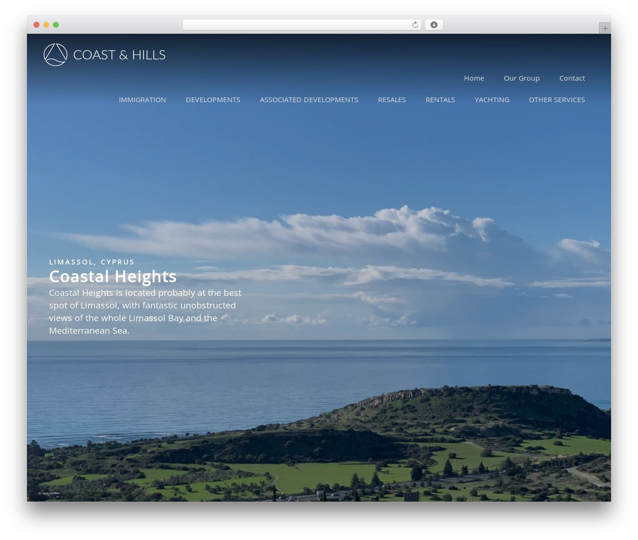 Theme WordPress Agora - coast-hills.com