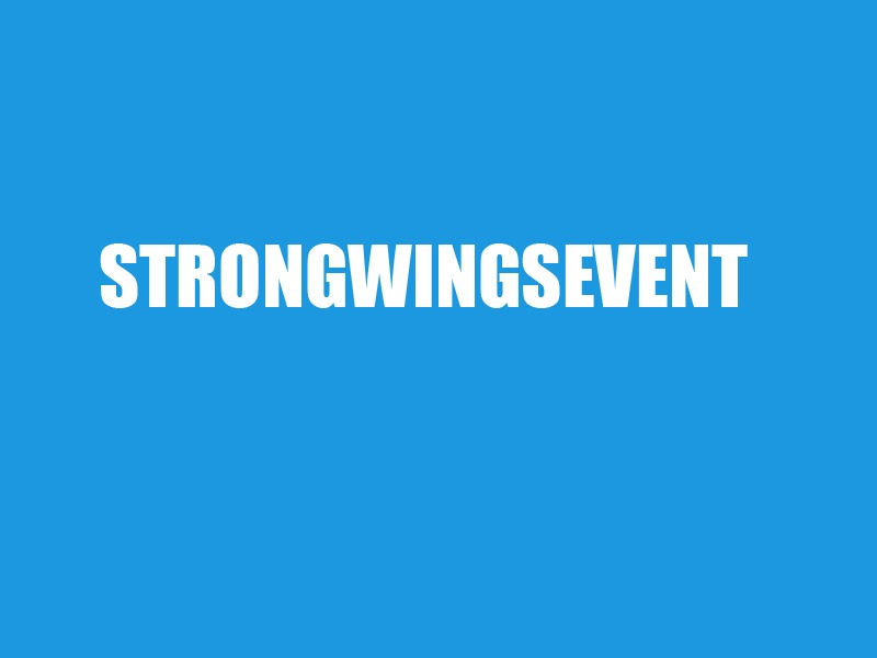 WP template StrongWings