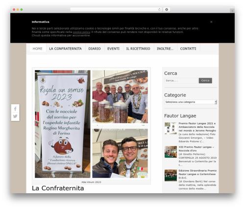 Striking MultiFlex & Ecommerce Responsive WordPress Theme WordPress store theme - confraternitanocciola.net