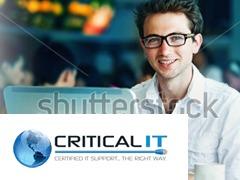 Critical_IT WordPress website template