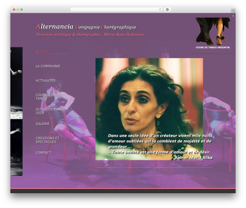Polar Lite theme WordPress free - cie-alternancia.fr