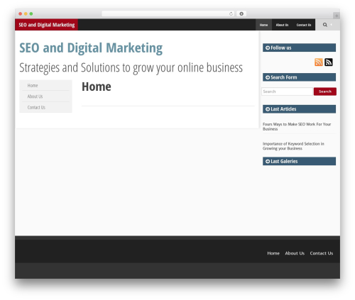 SmartAdapt company WordPress theme - connectingdigital.com.au