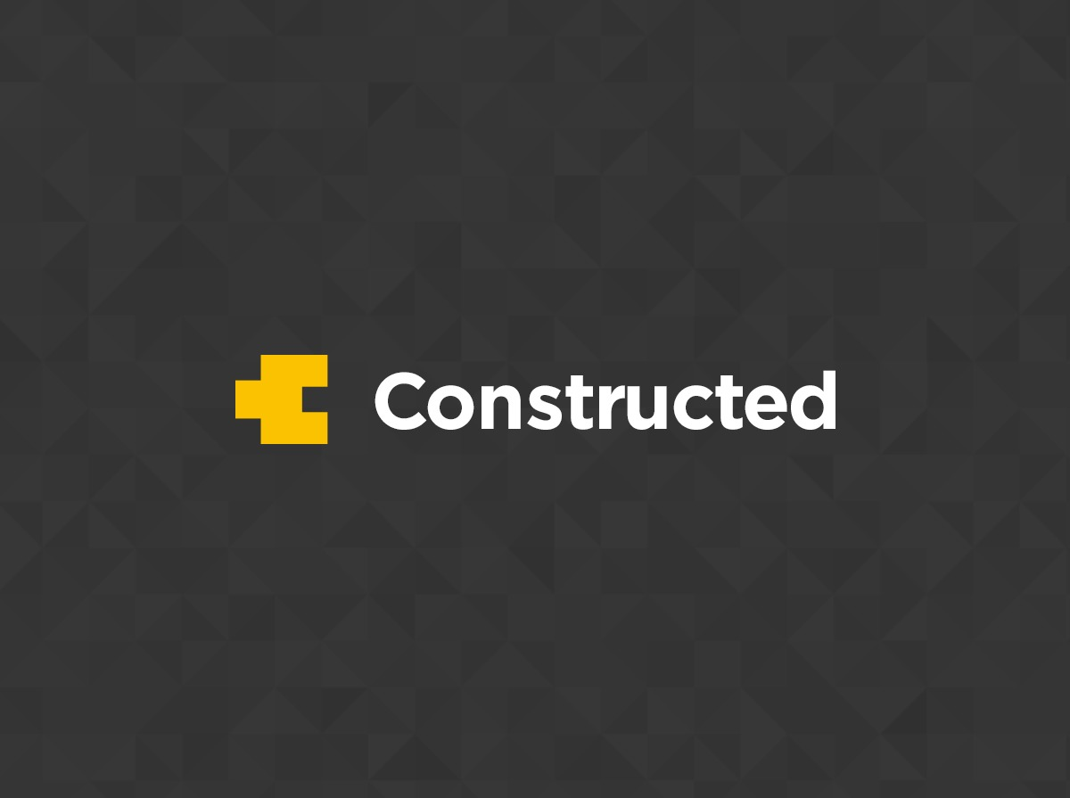 Constructed business WordPress theme