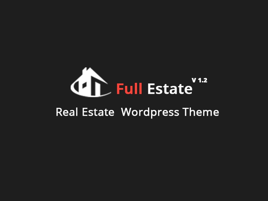 Full Estate personal blog WordPress theme