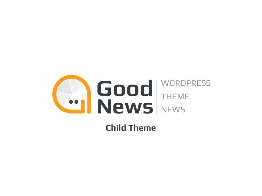 Goodnews Child newspaper WordPress theme