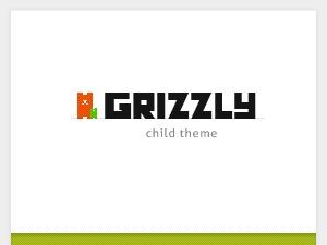 Grizzly Child premium WordPress theme