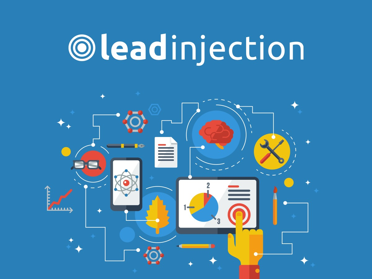 Leadinjection company WordPress theme