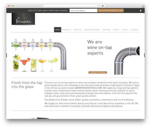 WordPress special-recent-posts-pro plugin - frizzenti.com