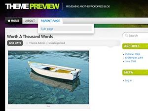 newmancenter WordPress template