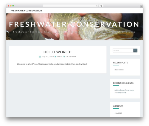 Nisarg theme free download - freshwaterconservation.org