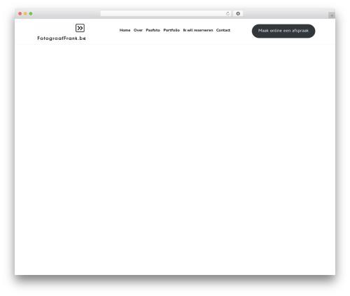 WordPress mts-wp-testimonials plugin - fotograaffrank.be