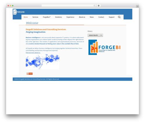 Twenty Thirteen theme free download - forgebusinessintelligence.com.au