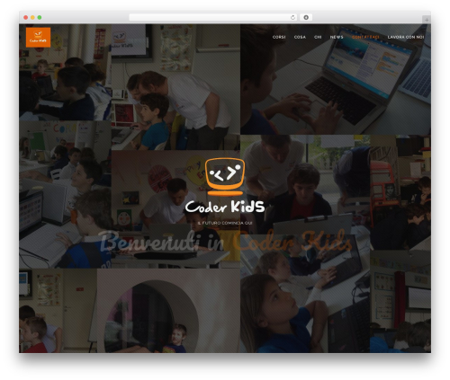 WordPress ut-shortcodes plugin - coderkids.it