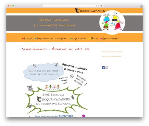 Twenty Thirteen WordPress theme free download - croque-vacances.ch