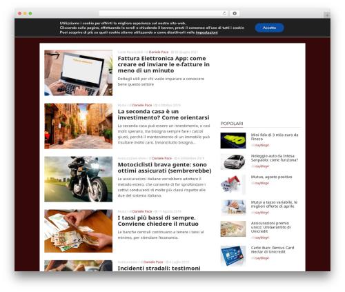 ADMAG WP theme - chetassi.com