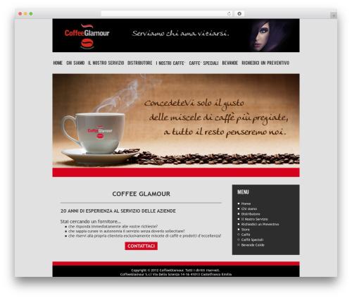 Free WordPress Simple Slideshow Manager plugin - coffeeglamour.it