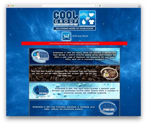 Free WordPress Ecwid Ecommerce Shopping Cart plugin - coolgroup.com.au