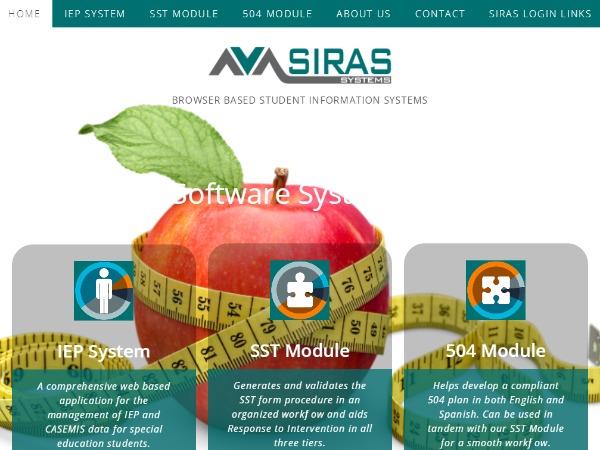 Best WordPress theme SirasSystems_add2 by Thomas & Brannan