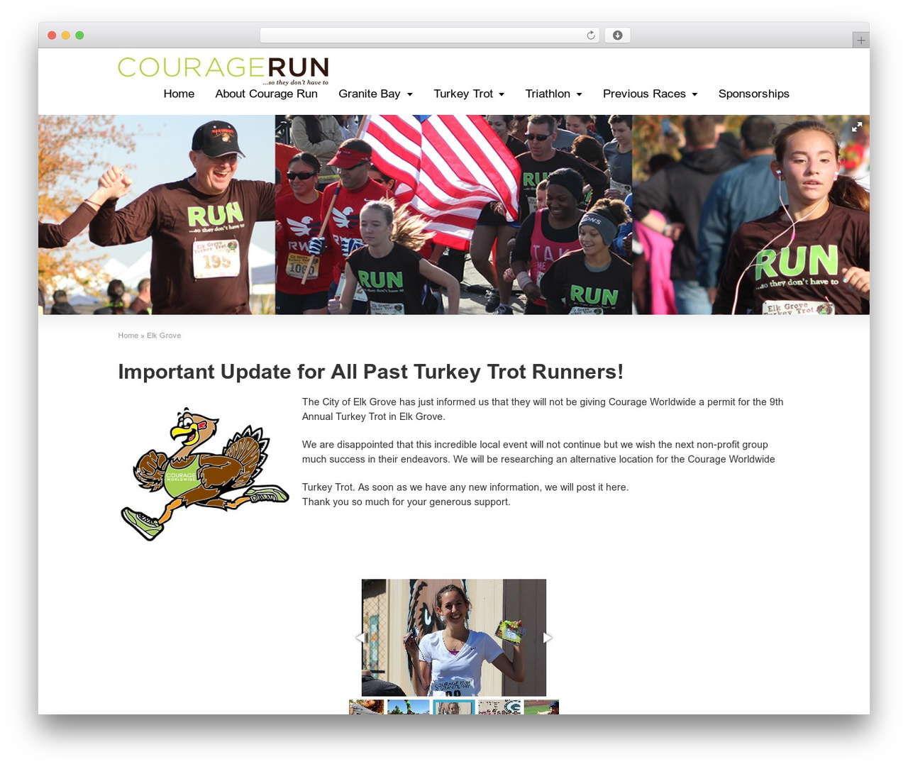 Striking MultiFlex & Ecommerce Responsive WordPress Theme template WordPress - courageworldwide.org/couragerun/elk-grove-turkey-trot