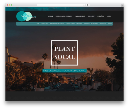 Free WordPress Email to Download plugin - churchplanting.socalnetwork.org