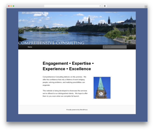 Twenty Eleven theme free download - comprehensiveconsulting.ca