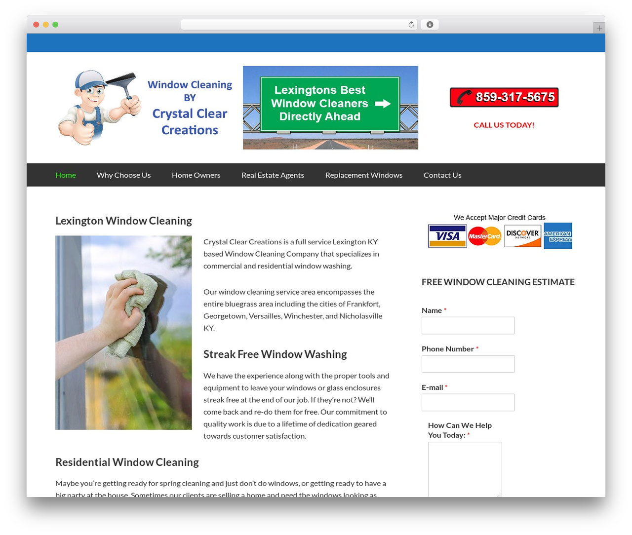 Window Cleaning Estimate Template from img.themesinfo.com