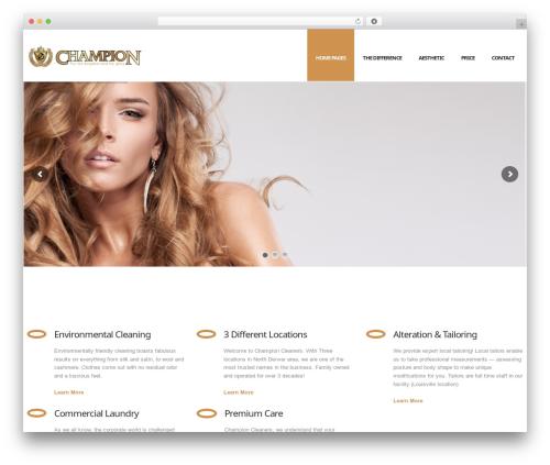 Nuzi top WordPress theme by ThemeWaves - ferrolaminas.com.mx