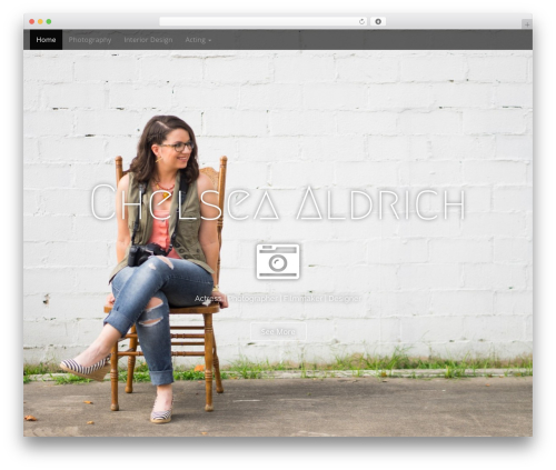 Arcade Basic WordPress theme download - chelseaaldrich.com