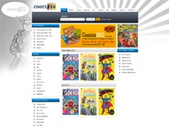 Theme WordPress http://www.ComicsBSG.com