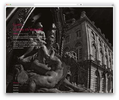 Agora WordPress page template - cyrilschwartz.fr