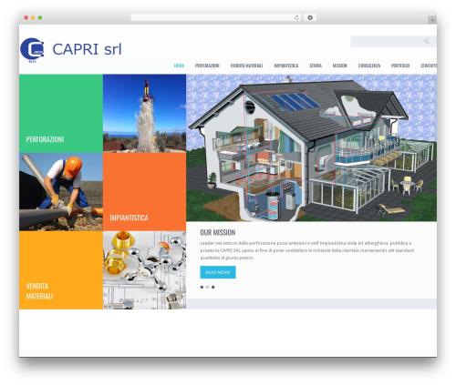 WP template Pathaway - caprisrl.com