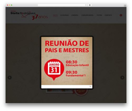 Free WordPress T(-) Countdown plugin - colegiostellarodrigues.com.br