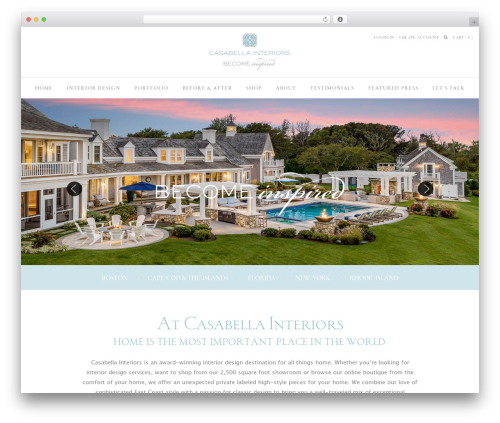 Free WordPress Responsive Lightbox & Gallery plugin - casabellainteriors.com