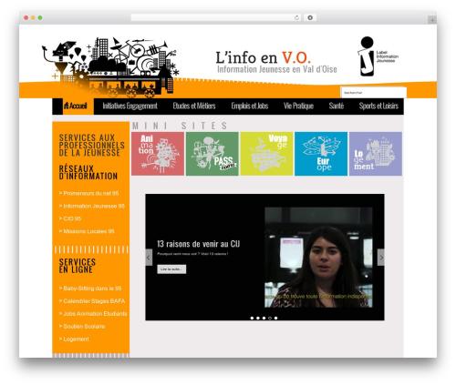 Free WordPress SlickQuiz plugin - cij95.asso.fr