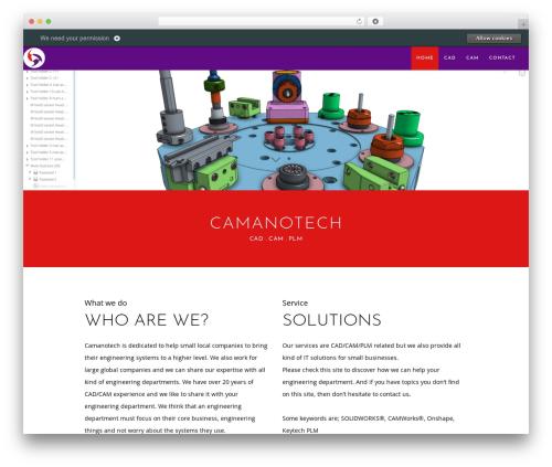 Free WordPress Polylang plugin - camanotech.nl