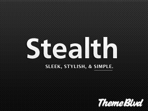 Template WordPress Stealth