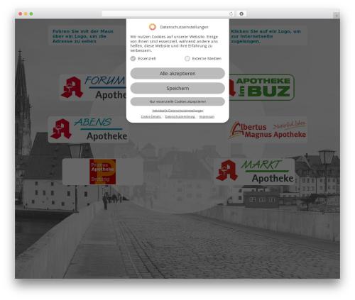 Free WordPress Page-list plugin - forum-apotheke-regensburg.de