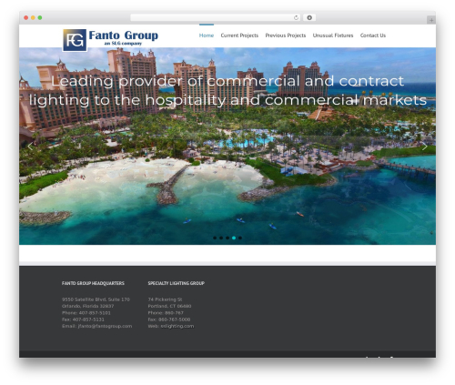 Free WordPress Smart Slider 3 plugin - fantogroup.com