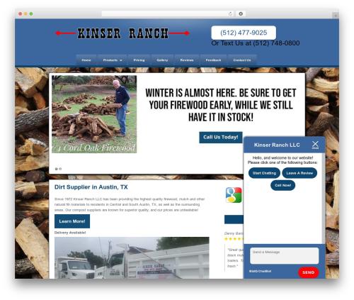 WordPress pinterest plugin - firewoodandmulchaustintx.com