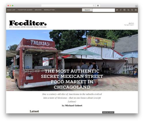 WordPress wp_pro_ad_system plugin - fooditor.com