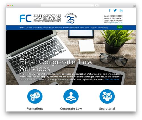 Free WordPress Custom Banners plugin - fcls.co.uk