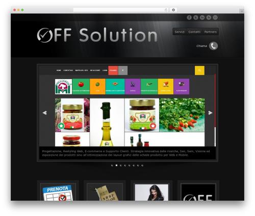Free WordPress Page-list plugin - ffsolution.com