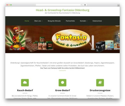 Quality WordPress template free download - fantasia-ol.de