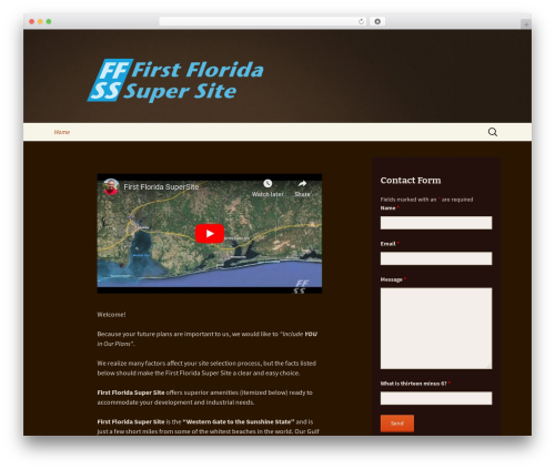 r2d2 template WordPress free - firstfloridasupersite.com